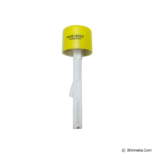 AROMATALKS Mini Bottle Cap Humidifier [H 002] - Yellow - Air Humidifier