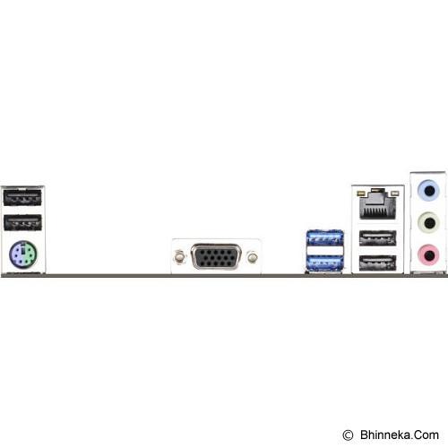 ASROCK Motherboard Socket LGA1150 [H81M-VG4] (Merchant) - Motherboard Intel Socket Lga1150