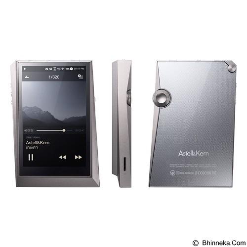 ASTELL & KERN MP3 Player [AK 320] - Gun Metal - Mp3 Players