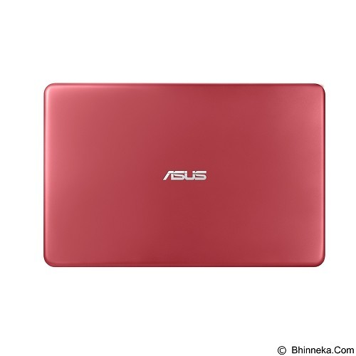 ASUS Notebook E202SA-FD0011T - Rouge Red (Merchant) - Notebook / Laptop Consumer Intel Celeron