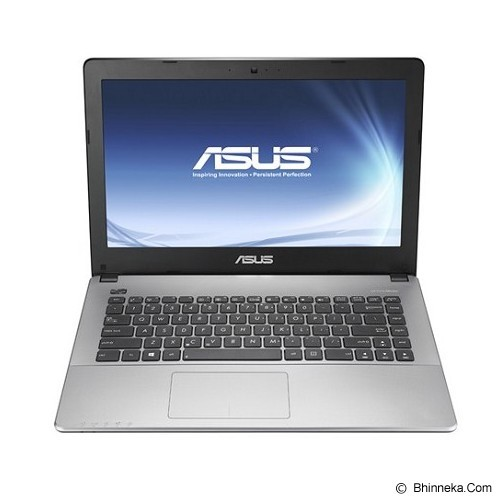 ASUS Notebook A455LF-WX049D Non Windows - Black (Merchant) - Notebook / Laptop Consumer Intel Core I3