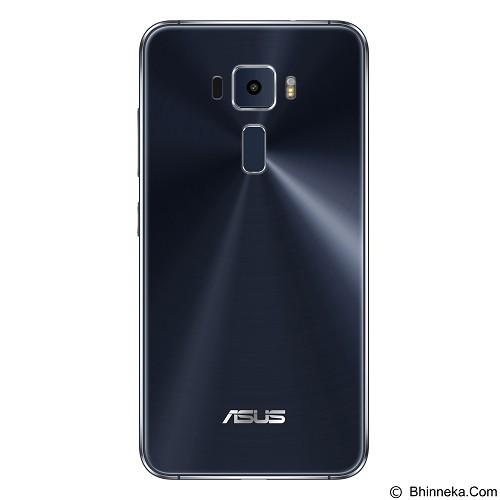 ASUS Zenfone 3 (32GB/3GB RAM) [ZE520KL] - Black (Merchant) - Smart Phone Android