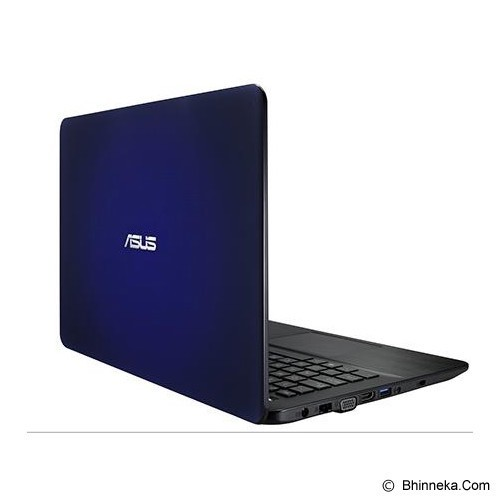 ASUS Notebook A455LA-WX668D Non Windows - Blue (Merchant) - Notebook / Laptop Consumer Intel Core i3