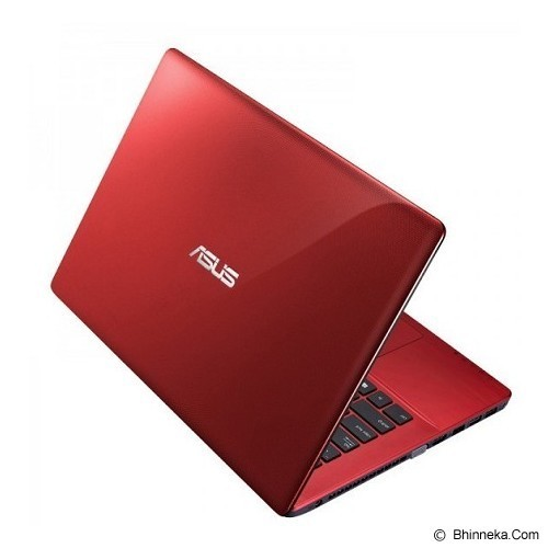 ASUS Notebook A455LA-WX669D Non Windows - Red (Merchant) - Notebook / Laptop Consumer Intel Core I3