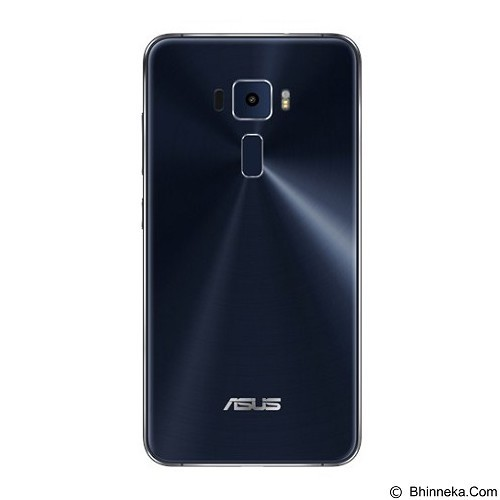 ASUS Zenfone 3 (64GB/4GB RAM) [ZE552KL] - Black (Merchant) - Smart Phone Android