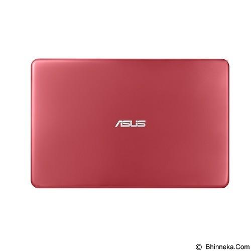 ASUS Notebook [E202SA-FD114D] Non Windows - Red (Merchant) - Notebook / Laptop Consumer Intel Celeron