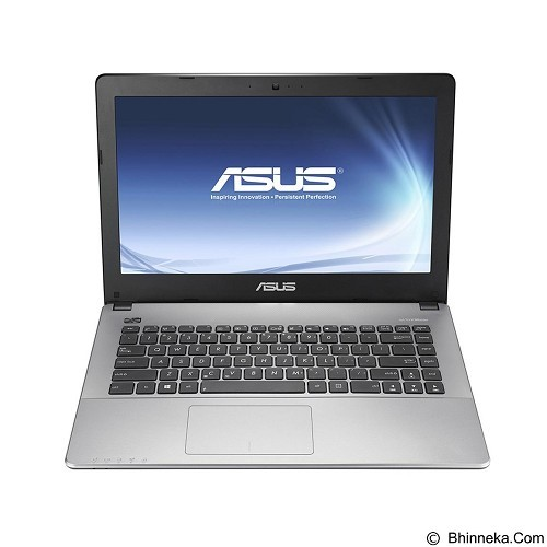 ASUS Notebook A455LF-WX158D Non Windows - Black (Merchant) - Notebook / Laptop Consumer Intel Core I3
