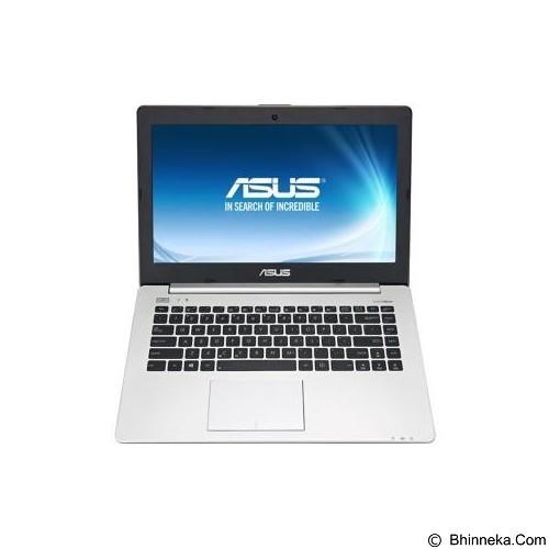 ASUS Notebook A455LF-WX160D Non Windows - White (Merchant) - Notebook / Laptop Consumer Intel Core I3