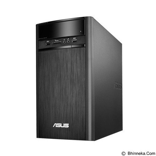 ASUS Desktop K31AD-ID008T (Merchant) - Desktop Tower / Mt / Sff Intel Core I3