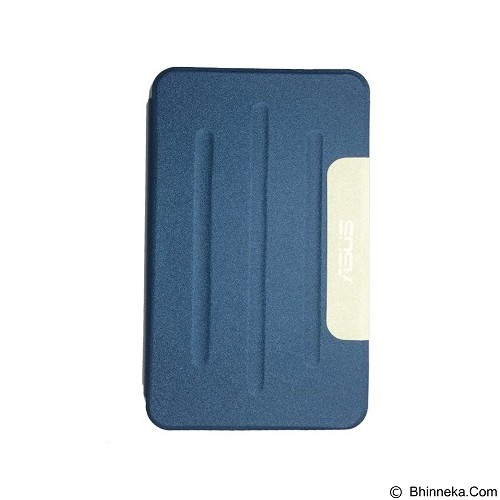 ASUS Flipshell/Flip Cover Casing for Fonepad 7 Inch - Blue (Merchant) - Casing Tablet / Case