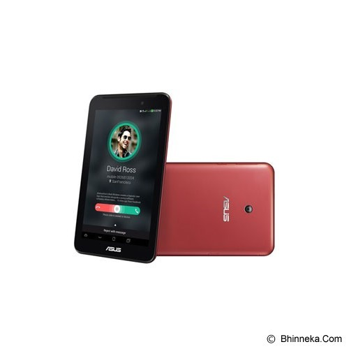 ASUS Fonepad 7 [FE170CG] - Sparkling Red (Merchant) - Tablet Android