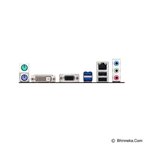 ASUS Motherboard Intel Socket LGA1150 [H81M-K] (Merchant) - Motherboard Intel Socket Lga1150