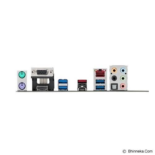 ASUS Motherboard Socket LGA 1151 [B150M PRO GAMING D3] (Merchant) - Motherboard Intel Socket Lga1151