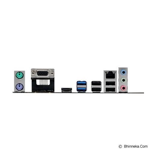 ASUS Motherboard Socket LGA 1151 [H110M-E] - Motherboard Intel Socket Lga1151