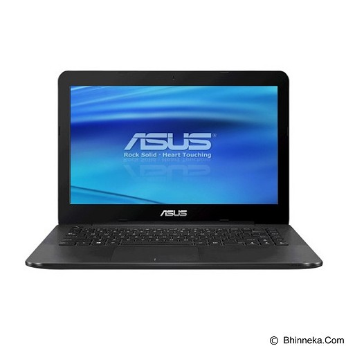 ASUS Notebook A455LA-WX667D Non Windows - Black