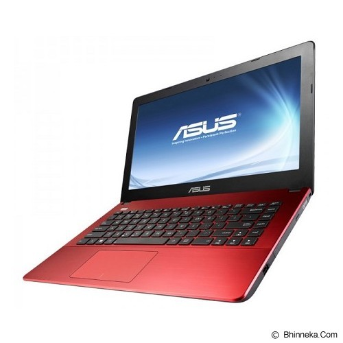 ASUS Notebook A455LF-WX051D Non Windows - Red (Merchant) - Notebook / Laptop Consumer Intel Core I3