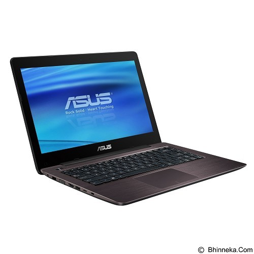 ASUS Notebook A456UF-WX015D Non Windows - Dark Brown (Merchant) - Notebook / Laptop Consumer Intel Core i5