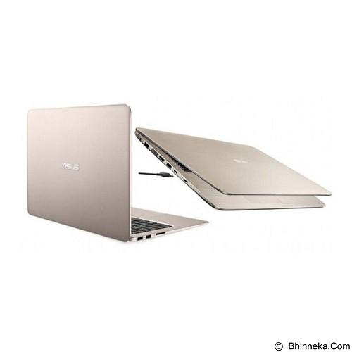 ASUS Notebook A556U-QDM1071T - Gold (Merchant) - Notebook / Laptop Consumer Intel Core I5