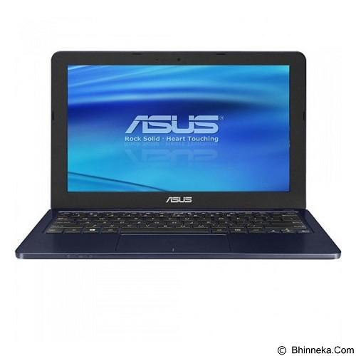 ASUS Notebook E202SA-FD002D Non Windows - Dark Blue (Merchant) - Notebook / Laptop Consumer Intel Celeron
