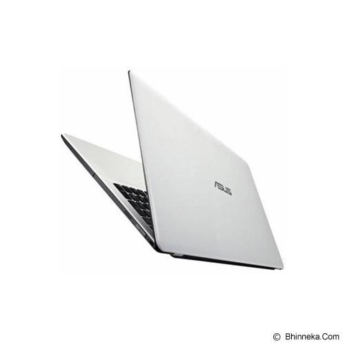 ASUS Notebook X454WA-VX005D Non Windows - White (Merchant) - Notebook / Laptop Consumer Amd Dual Core