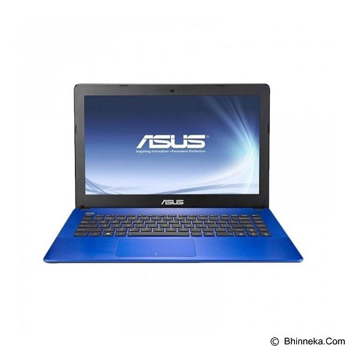 ASUS Notebook X455LA-WX403D Non Windows - Blue (Merchant) - Notebook / Laptop Consumer Intel Core I3
