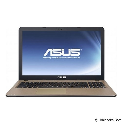 ASUS Notebook X540LA-XX036D Non Windows - Black (Merchant) - Notebook / Laptop Consumer Intel Core I3