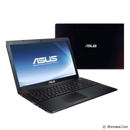 ASUS Notebook X550JX-XX031D Non Windows - Black/Red (Merchant) - Notebook / Laptop Consumer Intel Core I7