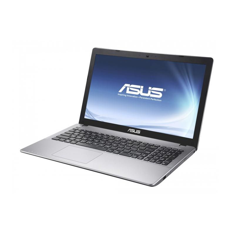 ASUS Notebook X550JX-XX187D Non Windows - Silver - Notebook / Laptop Consumer Intel Core I7