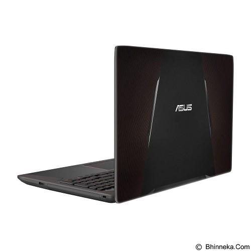 ASUS ROG FX553VD-DM001 Non Windows - Black (Merchant) - Notebook / Laptop Gaming Intel Core I7