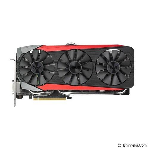ASUS Strix AMD Radeon R9 390 [STRIX-R9390-DC3OC-8GD5] - Vga Card Amd Radeon