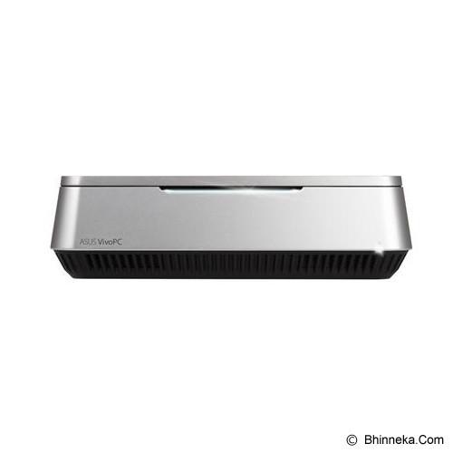 ASUS VivoPC VM42-S163V - Silver - Desktop Mini Pc Intel Celeron