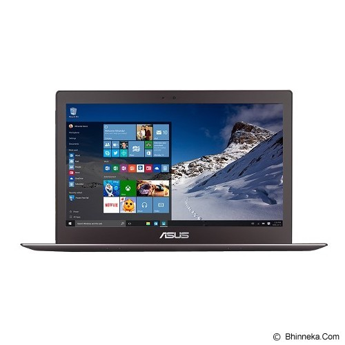 ASUS ZenBook UX303UB-R4012T - Smoky Brown (Merchant) - Ultrabook / Sleekbook Intel Core I7