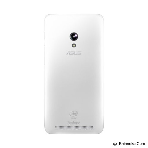 ASUS ZenFone 4C (8GB/1GB RAM) [ZC451CG] - White - Smart Phone Android