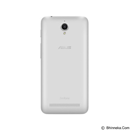 ASUS ZenFone Go (8GB/2GB RAM) [ZC451TG] - White (Merchant) - Smart Phone Android