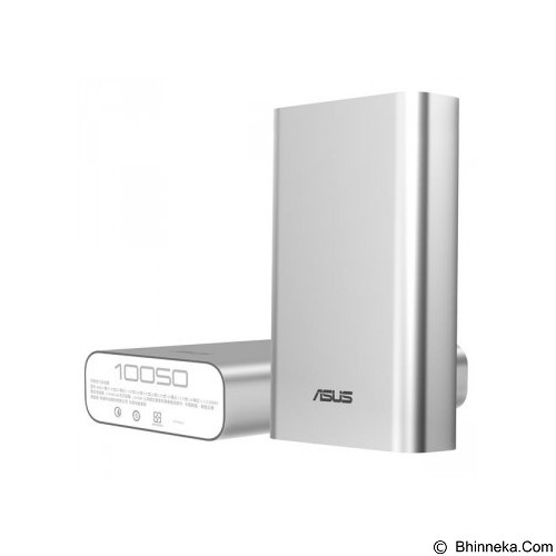 ASUS ZenPower 10050mAh with Bumper [90AC00P0-BBT037] - Silver - Portable Charger / Power Bank