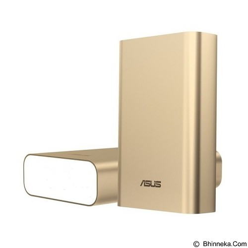 ASUS ZenPower Power Bank 10050mAh - Gold (Merchant) - Portable Charger / Power Bank