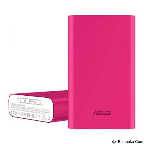 ASUS ZenPower Pro Power Bank 10050mAh - Pink (Merchant) - Portable Charger / Power Bank