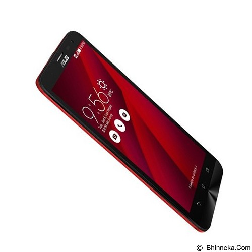 ASUS Zenfone 2 Laser [ZE601KL] - Red (Merchant) - Smart Phone Android