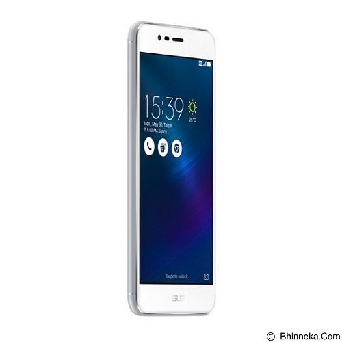 ASUS Zenfone 3 Max (16GB/2GB RAM) [ZC520TL] - Glacier Silver (Merchant) - Smart Phone Android