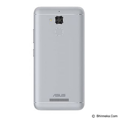 ASUS Zenfone 3 Max (16GB/2GB RAM) [ZC520TL] - Glacier Silver - Smart Phone Android