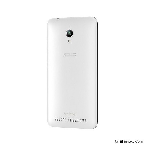 ASUS Zenfone GO (16GB/2GB RAM) [ZC500TG] - White (Merchant) - Smart Phone Android