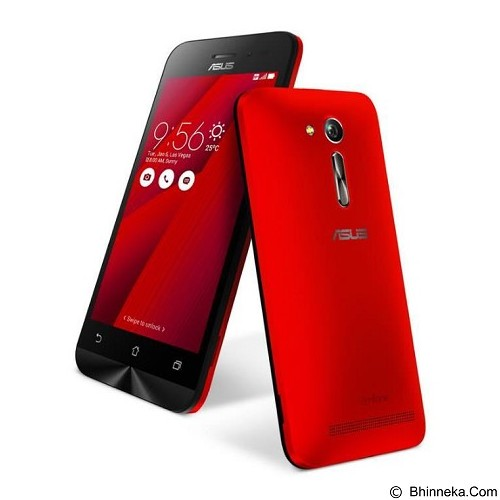 ASUS Zenfone Go [ZB450KL] 8MP - Red (Merchant) - Smart Phone Android