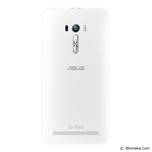 ASUS Zenfone Selfie (16GB/3GB RAM) [ZD551KL] - Pure White - Smart Phone Android