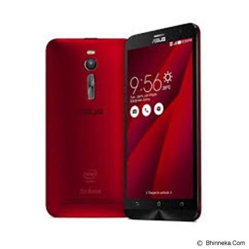 ASUS Zenfone Selfie (16GB/3GB RAM) [ZD551KL] - Red - Smart Phone Android