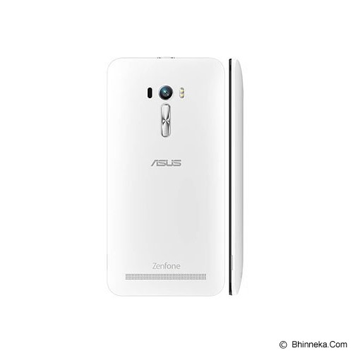 ASUS Zenfone Selfie (32GB/3GB RAM) [ZD551KL] - Pure White - Smart Phone Android