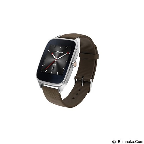 ASUS Zenwatch 2 Sparrow [WI501Q9] - Taupe (Merchant) - Smart Watches