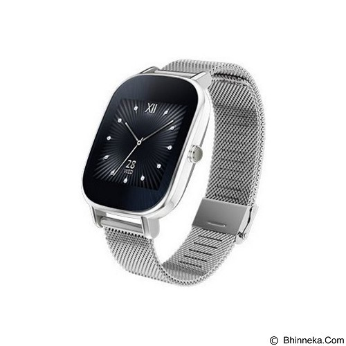 ASUS Zenwatch 2 Wren (Metal Strap) [WI502Q] - Silver - Smart Watches