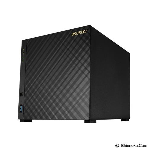 ASUSTOR NAS Tower [AS3104T] - Nas Storage Tower