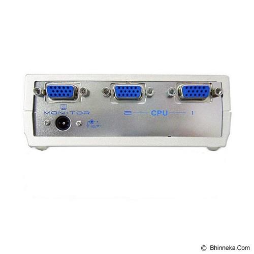 ATEN 2-Port Video Switch [VS291] - Audio / Video Switch Box