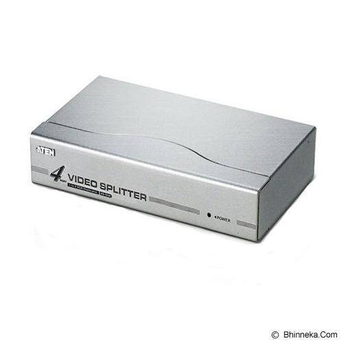 ATEN 4-Port Video Splitter [VS94A] (Merchant) - Audio / Video Switch Box